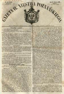 Gazeta Wielkiego Xięstwa Poznańskiego 1855.06.13 Nr134