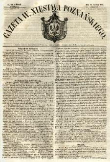 Gazeta Wielkiego Xięstwa Poznańskiego 1855.06.19 Nr139