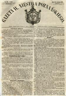 Gazeta Wielkiego Xięstwa Poznańskiego 1855.06.20 Nr140