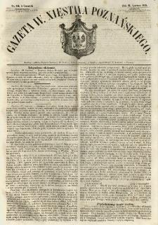 Gazeta Wielkiego Xięstwa Poznańskiego 1855.06.21 Nr141