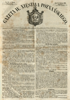 Gazeta Wielkiego Xięstwa Poznańskiego 1855.06.29 Nr148