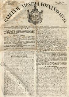Gazeta Wielkiego Xięstwa Poznańskiego 1855.07.01 Nr150