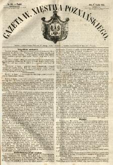Gazeta Wielkiego Xięstwa Poznańskiego 1855.07.06 Nr154