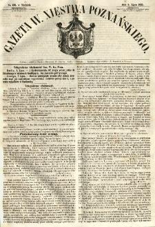 Gazeta Wielkiego Xięstwa Poznańskiego 1855.07.08 Nr156