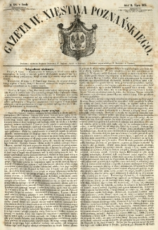 Gazeta Wielkiego Xięstwa Poznańskiego 1855.07.11 Nr158