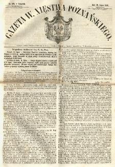 Gazeta Wielkiego Xięstwa Poznańskiego 1855.07.12 Nr159