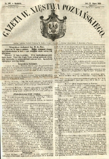 Gazeta Wielkiego Xięstwa Poznańskiego 1855.07.15 Nr162