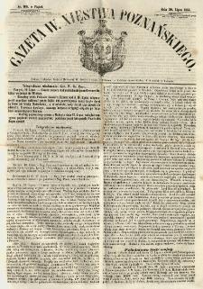 Gazeta Wielkiego Xięstwa Poznańskiego 1855.07.20 Nr166