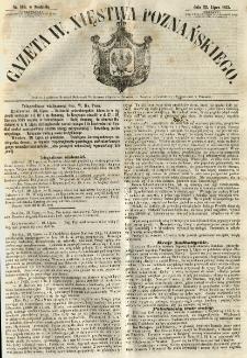 Gazeta Wielkiego Xięstwa Poznańskiego 1855.07.22 Nr168