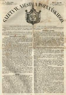 Gazeta Wielkiego Xięstwa Poznańskiego 1855.07.25 Nr170