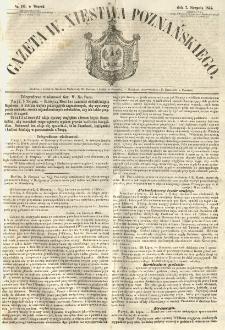 Gazeta Wielkiego Xięstwa Poznańskiego 1855.08.07 Nr181