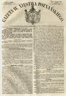 Gazeta Wielkiego Xięstwa Poznańskiego 1855.08.09 Nr183