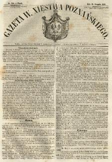 Gazeta Wielkiego Xięstwa Poznańskiego 1855.08.10 Nr184
