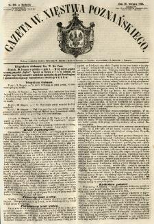 Gazeta Wielkiego Xięstwa Poznańskiego 1855.08.12 Nr186