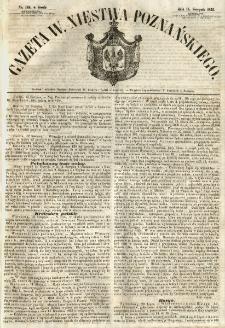 Gazeta Wielkiego Xięstwa Poznańskiego 1855.08.15 Nr188