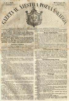 Gazeta Wielkiego Xięstwa Poznańskiego 1855.08.21 Nr193
