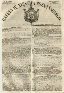Gazeta Wielkiego Xięstwa Poznańskiego 1855.08.25 Nr197