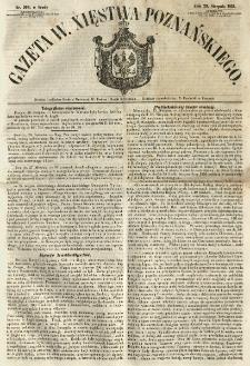Gazeta Wielkiego Xięstwa Poznańskiego 1855.08.29 Nr200