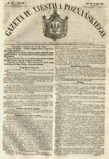 Gazeta Wielkiego Xięstwa Poznańskiego 1855.08.30 Nr201