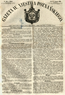 Gazeta Wielkiego Xięstwa Poznańskiego 1855.08.31 Nr202