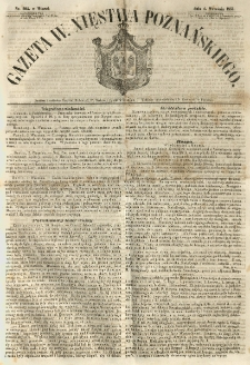 Gazeta Wielkiego Xięstwa Poznańskiego 1855.09.04 Nr205