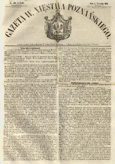 Gazeta Wielkiego Xięstwa Poznańskiego 1855.09.05 Nr206