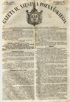 Gazeta Wielkiego Xięstwa Poznańskiego 1855.09.06 Nr207