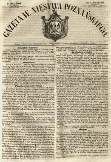 Gazeta Wielkiego Xięstwa Poznańskiego 1855.09.07 Nr208