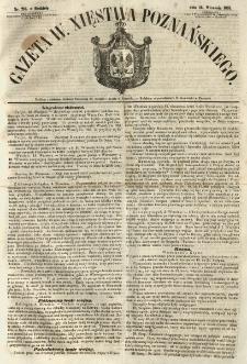 Gazeta Wielkiego Xięstwa Poznańskiego 1855.09.16 Nr216