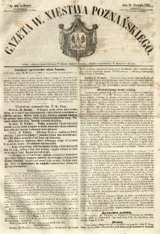 Gazeta Wielkiego Xięstwa Poznańskiego 1855.09.25 Nr223