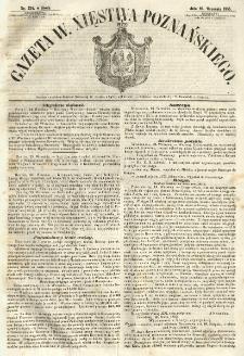 Gazeta Wielkiego Xięstwa Poznańskiego 1855.09.26 Nr224