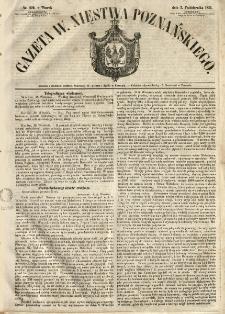 Gazeta Wielkiego Xięstwa Poznańskiego 1855.10.02 Nr229