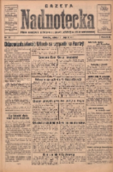Gazeta Nadnotecka: pismo narodowe poświęcone sprawie polskiej na ziemi nadnoteckiej 1934.02.17 R.14 Nr38