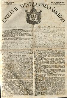Gazeta Wielkiego Xięstwa Poznańskiego 1855.10.11 Nr237