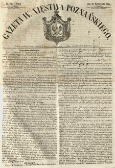 Gazeta Wielkiego Xięstwa Poznańskiego 1855.10.12 Nr238
