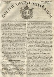 Gazeta Wielkiego Xięstwa Poznańskiego 1855.10.14 Nr240