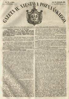 Gazeta Wielkiego Xięstwa Poznańskiego 1855.10.20 Nr245