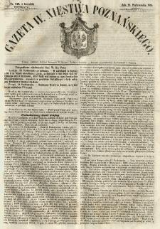 Gazeta Wielkiego Xięstwa Poznańskiego 1855.10.25 Nr249
