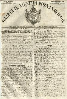 Gazeta Wielkiego Xięstwa Poznańskiego 1855.10.28 Nr252