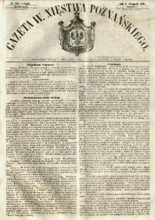 Gazeta Wielkiego Xięstwa Poznańskiego 1855.11.02 Nr256