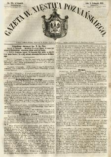 Gazeta Wielkiego Xięstwa Poznańskiego 1855.11.08 Nr261