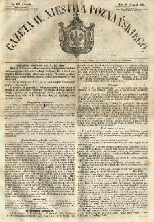 Gazeta Wielkiego Xięstwa Poznańskiego 1855.11.10 Nr263