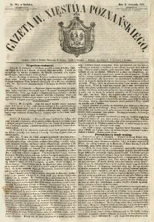 Gazeta Wielkiego Xięstwa Poznańskiego 1855.11.11 Nr264