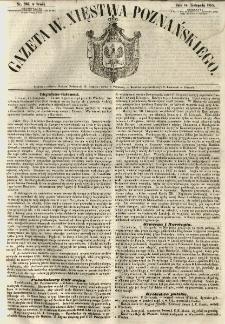 Gazeta Wielkiego Xięstwa Poznańskiego 1855.11.14 Nr266