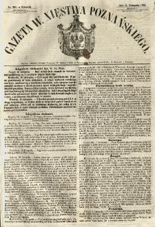 Gazeta Wielkiego Xięstwa Poznańskiego 1855.11.15 Nr267