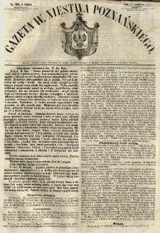 Gazeta Wielkiego Xięstwa Poznańskiego 1855.11.17 Nr269