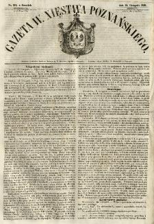 Gazeta Wielkiego Xięstwa Poznańskiego 1855.11.22 Nr273