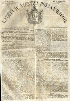Gazeta Wielkiego Xięstwa Poznańskiego 1855.11.23 Nr274