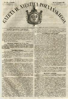 Gazeta Wielkiego Xięstwa Poznańskiego 1855.11.25 Nr276