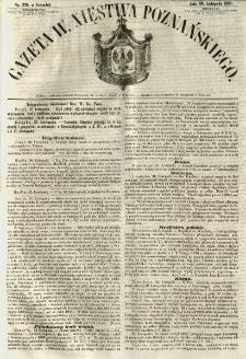 Gazeta Wielkiego Xięstwa Poznańskiego 1855.11.29 Nr279